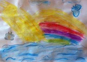 """Noomi """"Licht und Regenbogen"""""""