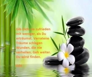 Sprüche von Udo Bessert