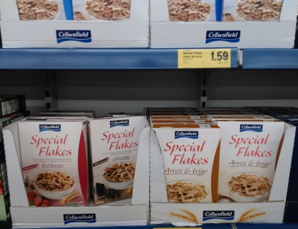 Special Flakes von Lidl
