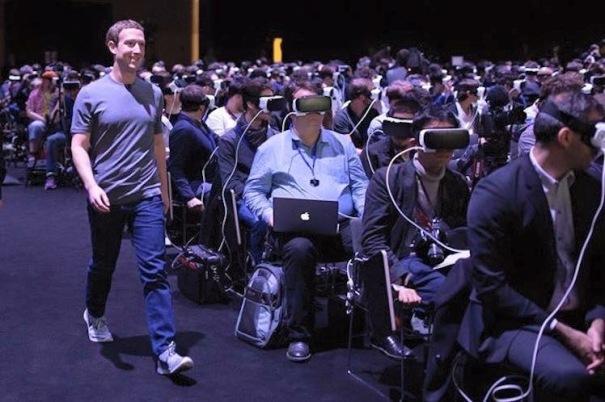 Facebook Orculus