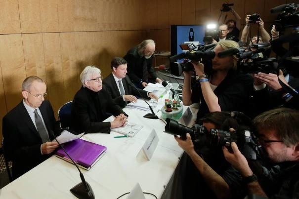 Pressekonferenz Lubitz