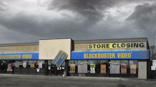 Blockbuster Mall