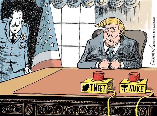 Trump Atombombe