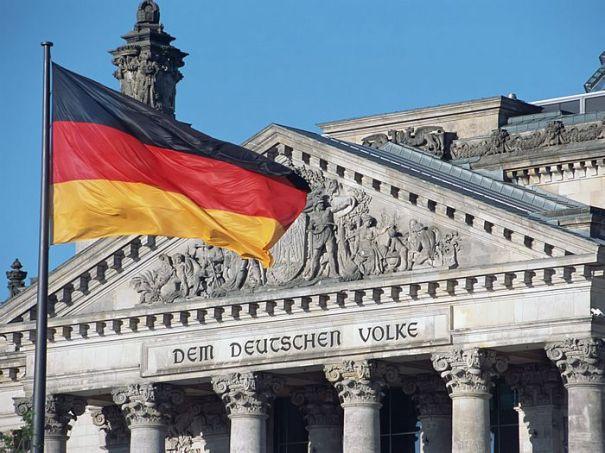 Deutscher Reichstag in Berlin