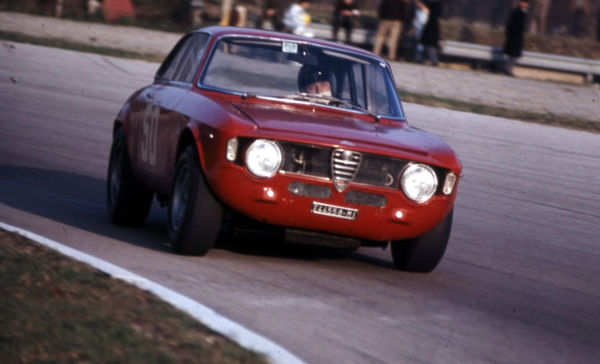 HM-Alfa Romeo Junior Sprint GTA 1600 Sprint GTA