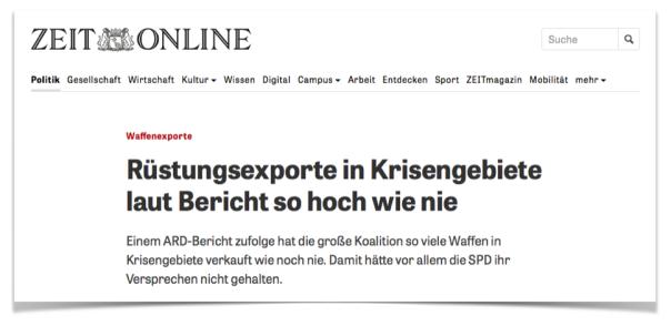 Freidens-Bilanz von Minister Siegmar Gabriel (SPD)