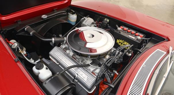 Motorraum Iso Grifo