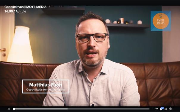 Matthias Fach - Waldhammer GmbH / Emote Media